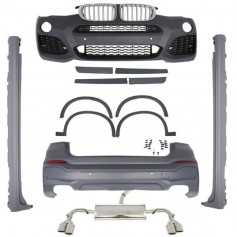 Kit carrosserie BMW X4 F26 X4M