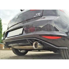 Diffuseur arriere Vw Golf VII (1+1)