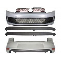 Kit carrosserie Vw Golf VI Look GTI 08-13