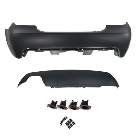 Pare-choc arriere BMW E60 Pack M 03-10