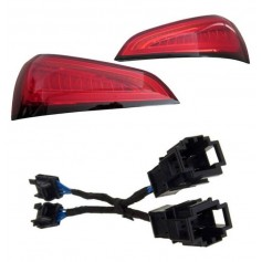 2x Feux a LED Audi Q5 look Facelift 08-12
