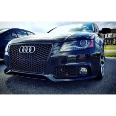 Calandre Audi A4 B8 RS4 Black Edition 07-12