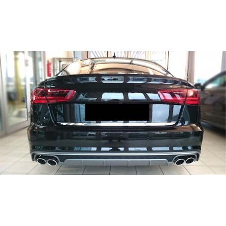 Diffuseur arriere Audi A6 4G Facelift S6 Look 15-18 (2+2)