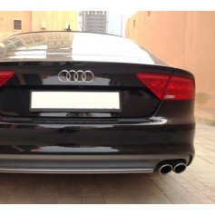 Diffuseur arriere Audi A7 S7 Look 10-14 (2+2)