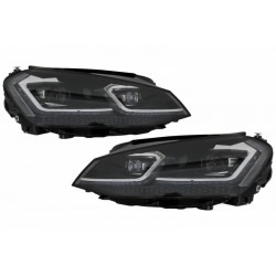 2x Phares LED Golf VII 7 look Facelift 12-17
