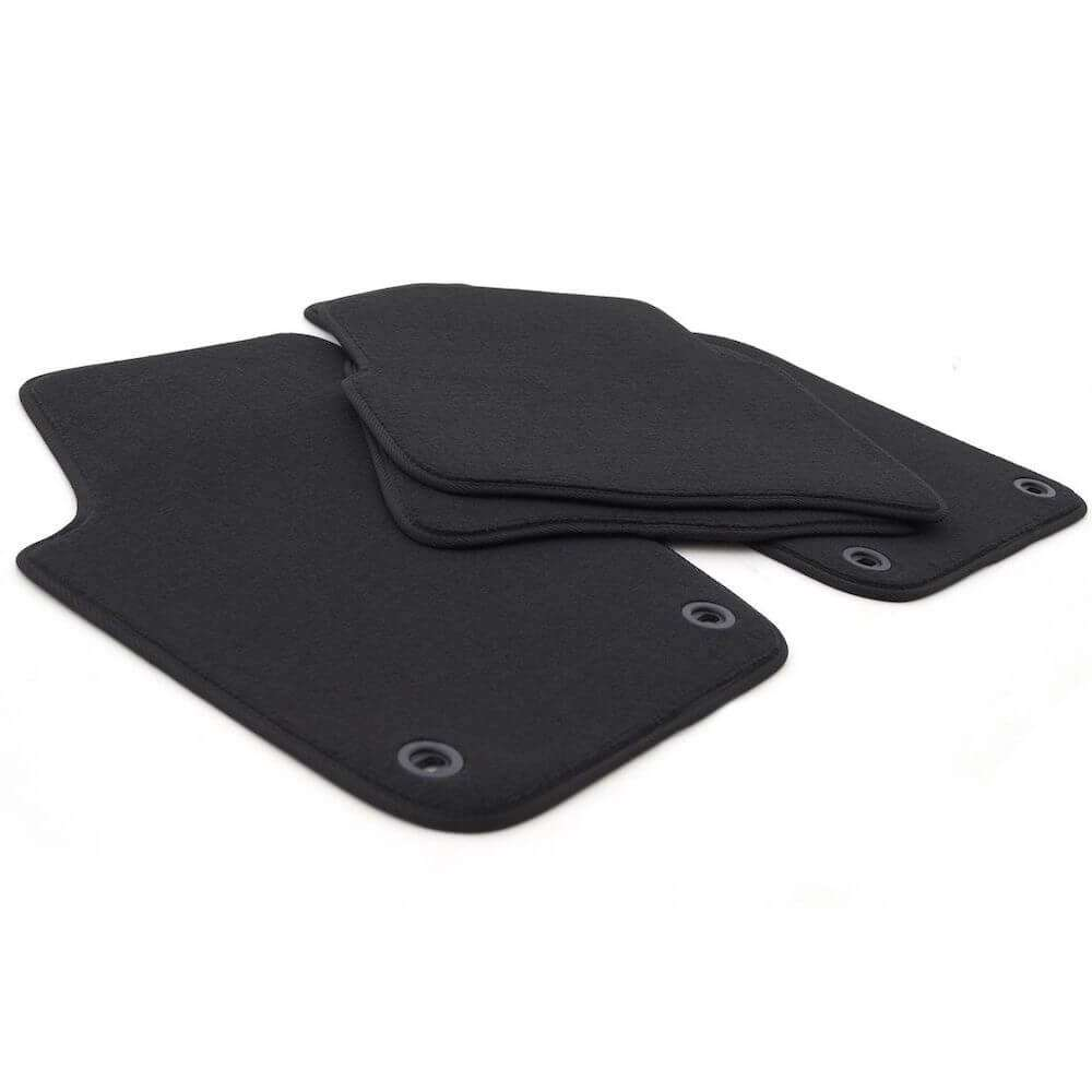 Set tapis velour noir Vw Polo 01-09