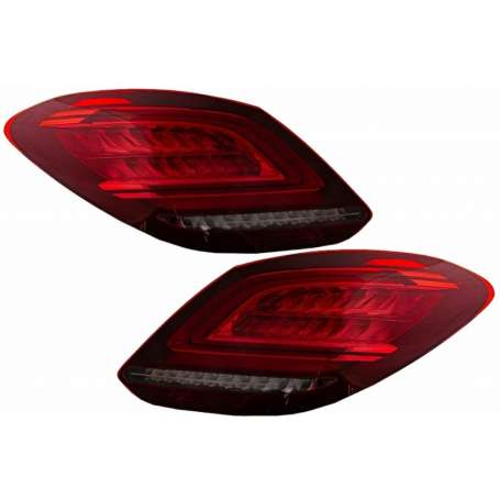 2x Feux Mercedes C W205 berline 14-18 Full LED Facelift Design