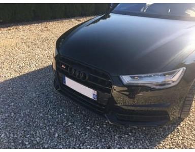 Logos Audi Noir mat ou brillant