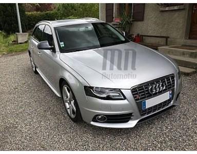 Modification d'une Audi A4 Avant en S4